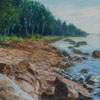 pastel, oil, painting, Cable, Ashland, Drummond, notecards Diana Randolph, poetry, acrylic, Northern Wisconsin, artist, drawing, art